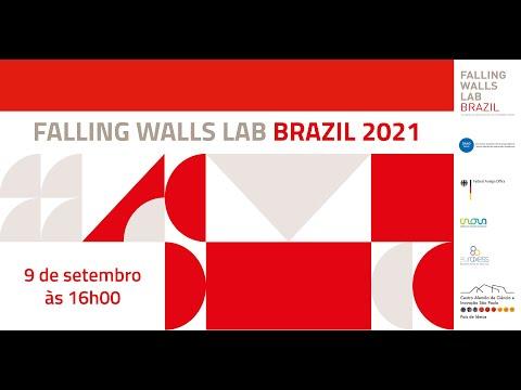 Falling Walls Lab Brazil 2021 (português)